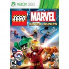 Jogo Lego Marvel: Super Heroes - Xbox 360