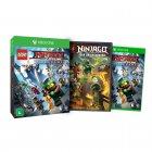 Jogo Lego Ninjago o Filme Videogame: Edição Limitada - Xbox One