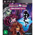 Jogo Monster High: O Novo Fantasma da Escola - PS3