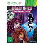Jogo Monster High: O Novo Fantasma da Escola - Xbox 360