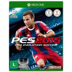 Jogo PES 2015 Pro Evolution Soccer para XBOX One - Konami