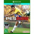 Jogo PES 2018 Pro Evolution Soccer - Xbox One