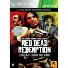 Jogo Red Dead Redemption GOTY - Xbox 360