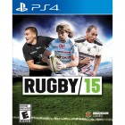 Jogo Rugby 15 - PS4