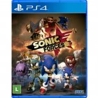 Jogo Sonic Forces - PS4