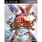 Jogo Street Fighter X Tekken: Special Edition - PS3
