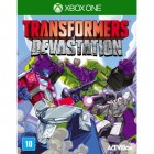 Jogo Transformers Devastation - Xbox One