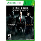 Jogo Ultimate Stealth Triple Pack - Xbox 360