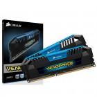 Memória Corsair Vengeance 16GB Kit 2X8GB Azul,  DDR3, 1600MHZ, DIMM, CL9