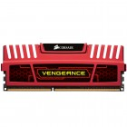 Memória Gamer DDR3 Corsair Vengeance Vermelha, 16GB KIT (2X8GB) 1600MHZ DIMM CL10 - CMZ16GX3M2A1600C