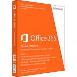 Microsoft Office 365 Home Premium (6GQ-00408) - Assinatura Por 1 Ano - Instale em até 5 PCs ou Macs