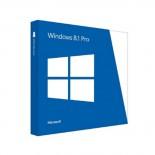 Microsoft Windows 8.1 Pro (32/64 bits) FPP Versão Português - FQC-07325