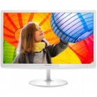 Monitor LED 23,6'' Widescreen Philips 247E6QDAW Full HD Branco - HDMI, W-LED