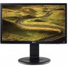Monitor LED IPS 21.5 LG 22MP55PQ- FULL HD, HDMI  D-SUB, C/ Função Pivot de Altura (Ajustavel)