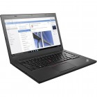 Notebook Lenovo Thinkpad T460, Intel Core I7-6600U, SSD 256GB, RAM 8GB, Tela 14.0