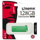 Pen Drive Kingston 128GB Datatraveler SE8 USB 2.0 Verde - DTSE8/128GB