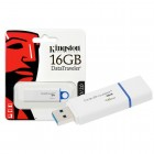 Pen Drive Kingston 16GB Datatraveler G4 USB 3.0 Branco e Azul