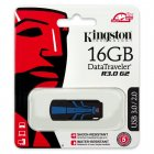 Pen Drive Kingston 16GB Datatraveler R3.0 G2 USB 3.0 - DTR30G2/16GB