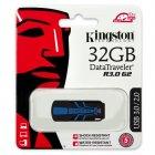 Pen Drive Kingston 32GB Datatraveler R3.0 G2 USB 3.0 - DTR30G2/32GB