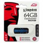 Pen Drive Kingston 64GB Datatraveler R3.0 G2 USB 3.0 - DTR30G2/64GB