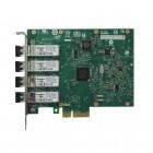Placa De Rede Server Intel  E1G44HFBLK - Pci-ex x4, Chip 82580, Quad Port, 1Gbit
