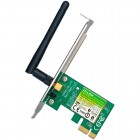 Placa De Rede Wireless N TP-Link TL-WN781ND PCI 150 Mbps, 2.4 GHz, 1 Antena de 2 dBi