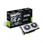Placa De Vídeo Asus Geforce DUAL-GTX1050-2G GTX 1050, 2GB, DDR5, 128 Bits