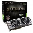 Placa de Vídeo EVGA Geforce Entusiasta Nvidia 08G-P4-6173-KR GTX 1070 SC, 8GB, DDR5, 256 Bits