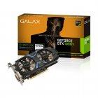 Placa De Vídeo Galax Geforce 50IQH8DVN6EC GTX 1050 Ti EXOC, 4GB, DDR5, 128 Bits