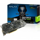 Placa De Vídeo Galax Geforce GTX 1080, EX OC, 8GB, DDR5X, 256Bits