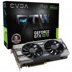 Placa de Vídeo GeForce EVGA Entusiasta Nvidia 08G-P4-6276-KR GTX 1070 FTW, 8GB, DDR5, 256Bits