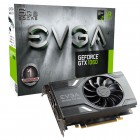 Placa de Vídeo Geforce Evga Entusiasta Nvidia - Gtx 1060, 6GB, DDR5 192BIT, 8008MHZ, DVI, HDMI, DP