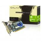 Placa de Vídeo GeForce Galax Mainstream Nvidia 71GGH4HXJ4FN GT 710, 1GB, DDR3, 64Bits