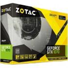 Placa De Vídeo Zotac Geforce ZT-P10700C-10P GTX 1070 Amp Edition, 8GB, DDR5, 256 Bits