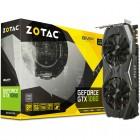 Placa De Vídeo Zotac Geforce ZT-P10800C-10P GTX 1080 Amp Edition, 8GB, DDR5X, 256 Bits