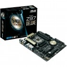 Placa Mãe Asus Z97-Deluxe - Chipset Z97, LGA 1150, DDR3 32GB, PCIe 3.0