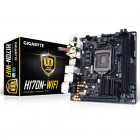 Placa Mãe Gigabyte GA-H170N-WIFI, Chipset H170, LGA 1151, DDR4 32GB, PCIe 3.0 - Wi-Fi