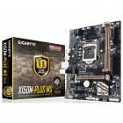 Placa Mãe Gigabyte GA-X150M-PLUS WS Micro-ATX, LGA 1151, Chipset C232, DDR4 32GB, PCIe 3.0
