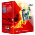 Processador AMD A4 4000, FM2, 3.20 GHz, Box - AD4000OKHLBOX