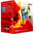 Processador AMD A4 6300, FM2, 3.7 GHz, Box - AD6300OKHLBOX