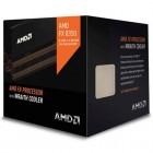 Processador AMD FX-8350 Com Wraith Cooler, AM3+, 4.2 GHz, Cache 16MB, Octa Core - FD8350FRHKHBX