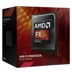 Processador AMD FX-837E, AM3+, 4.3 GHz, Cache 16MB, Octa Core - FD837EWMHKBOX