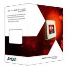 Processador AMD FX4300, AM3+, 3.8 GHz, Box - FD4300WMHKBOX