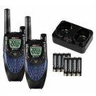 Rádio de Comunicação Cobra, até 40 Km, Pilhas AAA - 120V AC - CXT425