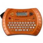 Rotulador Eletrônico Portátil Brother P-Touch PT-70 Laranja