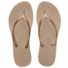 Sandália Havaianas Feminino High Light, 35 - Rose Gold