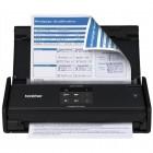 Scanner de Mesa Colorido Brother ADS-1000W de Alta Velocidade - Duplex e Wireless
