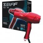 Secador de Cabelo Taiff Red Íon, 2 Velocidades, 4 Temperaturas, 1900W,  110V - Vermelho