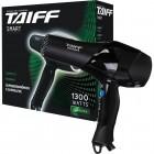 Secador de Cabelo Taiff, Smart Compacto, 2 Velocidades, 4 Temperaturas, 1300W, 220V - Preto