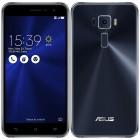 Smartphone Asus ZenFone 3 ZE552KL Preto, Dual Chip, Tela 5.5'', 64GB, Câm. 16MP, Android 6.0 - 4G
